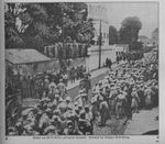 Departure of French POWs from Verdun