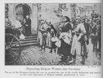 Deportation of Belgian Women to Germany