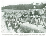 Recently Captured Russian Soldiers in Galicia