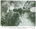 Serbian POWs Enroute German Prison Camps