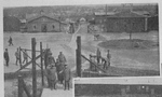 View of a German Prison Camp