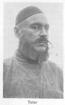 A Tartar Prisoner-of-War Incarcerated in Germany