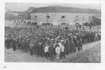 Allied POWs and Internees in the Old Fort at Rastatt