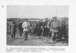 Arrival of Russian POWs at Schneidemuehl