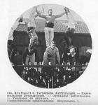 Gymnastics Performance at Stuttgart