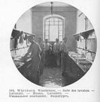 Washroom at Wuerzburg