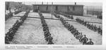 Russian POWs Exercising at Zittau (Gross Poritsch)