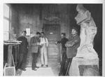 Sculptor Shop at Zossen
