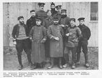 British, French, and Belgian POWs at Doeberitz