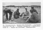 Russian POWs Making Tea at Hammerstein