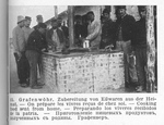 POWs Cooking Food Parcels from Home at Grafenwoehr