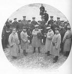 German Guards at Guben