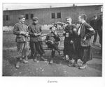 French Zouaves Incarcerated at Goettingen