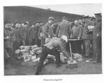 Parcel Distribution to British POWs at Goettingen