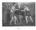 Boxing Match at Goettingen