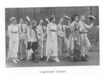 British Theater Actors at Goettingen