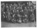 Prison Camp Orchestra at Goettingen