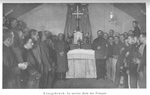 Catholic Religious Service at Koenigsbrueck
