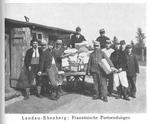 Parcel Delivery to Landau