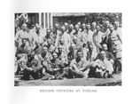 British Officers at Yozgad