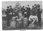 Serbian Boy POWs Enjoy Christmas at Braunau-am-Inn