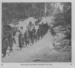 Captured Italians at Gorizia